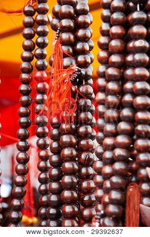 Tradition, wooden,brown, prayer beads