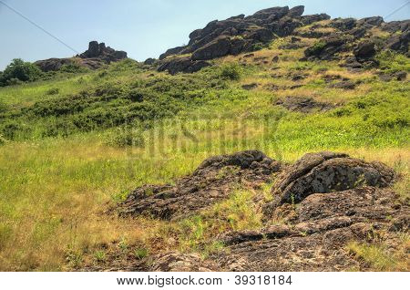 Nature Reserve Stone Tombs