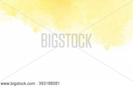Colorful Watercolor Background. Colored Aquarelle Backdrop. Hand Drawn Watercolour Splotch. Abstract
