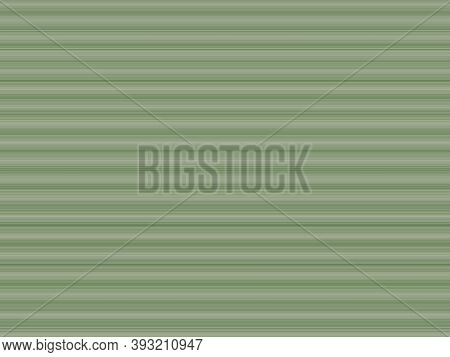 Background Of Pinstripes, Primarily In Shades Of Green, With A Little Brown, Pink, And White For A C