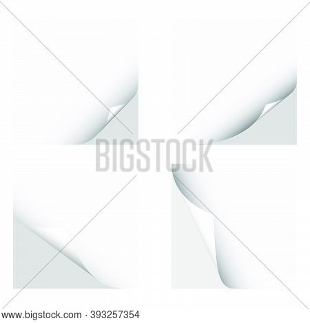 Post Note Sticker. Sticky Paper Notice. Vector Memo Clip In A Board. Information Sheet On White Back