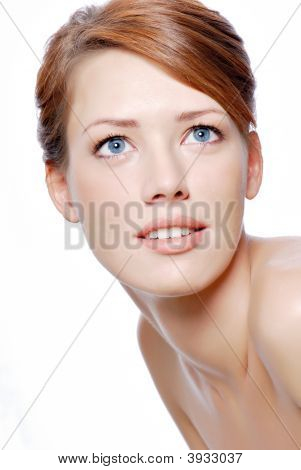 Young Adult Attractive Woman