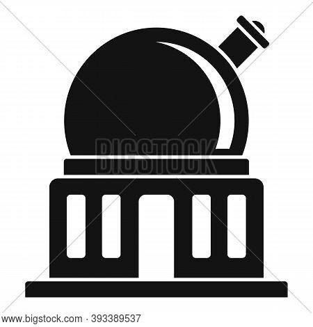 Cosmos Planetarium Icon. Simple Illustration Of Cosmos Planetarium Vector Icon For Web Design Isolat