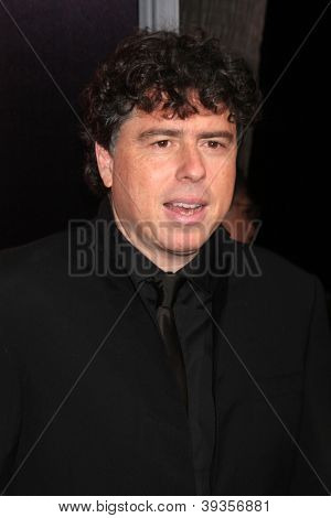 LOS ANGELES - NOV 20:  Sacha Gervasi arrives at the Los Angeles  'Hitchcock' Premiere at Academy of Motion Pictures Arts and Sciences on November 20, 2012 in Beverly Hills, CA