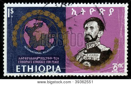 International Relation Of Ethiopia