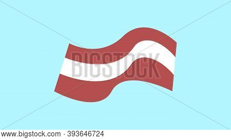 Bacon Strips Color Illustration For Apps And Websites.