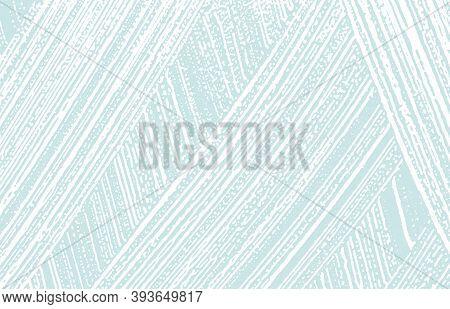 Grunge Texture. Distress Blue Rough Trace. Decent Background. Noise Dirty Grunge Texture. Majestic A