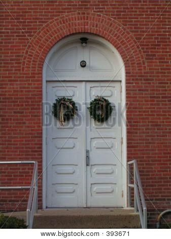 Church Side Entrance