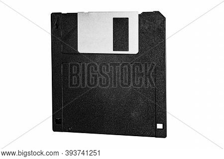 Diskette Or Floppy Disk Is An Old Medium