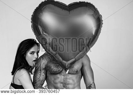 I Love You. Couple In Love. Mens Sexy Lingerie. Fetish Clothing And Accessories. Party Celebration S