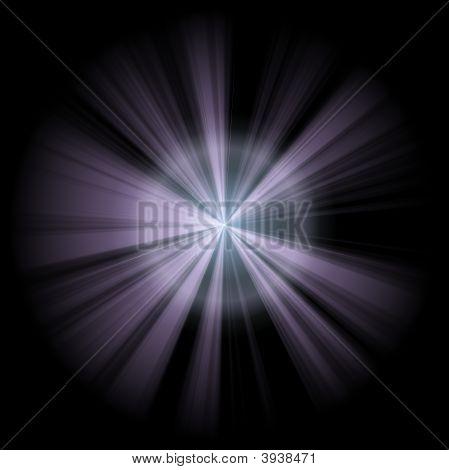Pinkish Bright Star