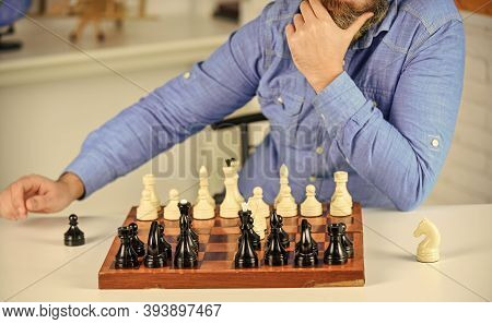 Thinking About Next Step. Tactics Is Knowing What To Do. Development Logics. Learning Play Chess. Ch