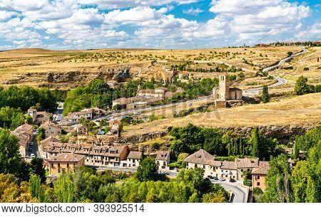 Vera Cruz Church In Segovia - Castile And Leon, Spain