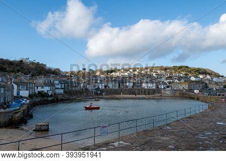 Landscape Photo Of Mousehole On The Cornish Coast