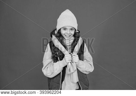 Fashion For Kids. Childhood Happiness. Pick Matching Accessory. Accessories Shop. Winter Accessory.