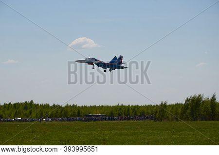 Jet Mig-29 Air Group Aerobatics