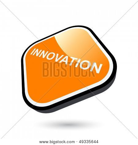 modern innovation sign
