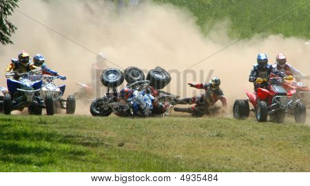 Race Atv Motocross