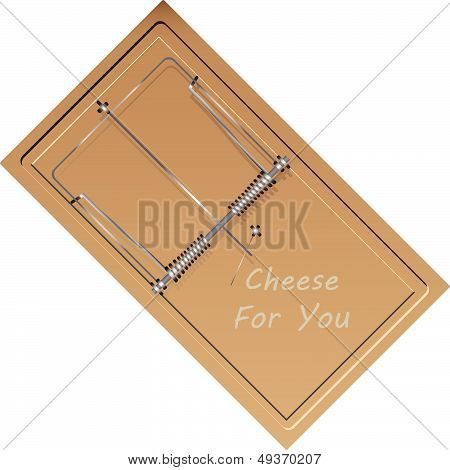 Mousetrap - Cheese For You