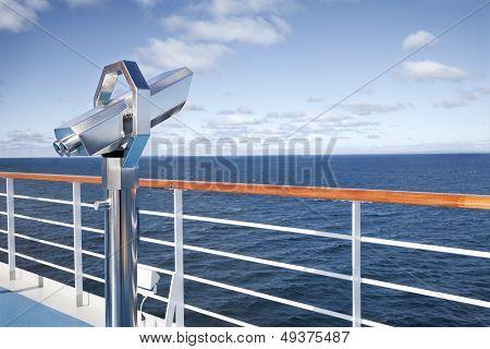 Deck's Binoculars Cruise