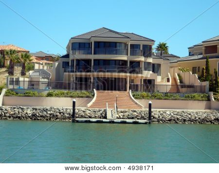 Australia Harbour Front House