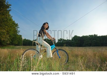 Riding In Nature