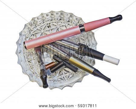 E-cigarettes Ashtray