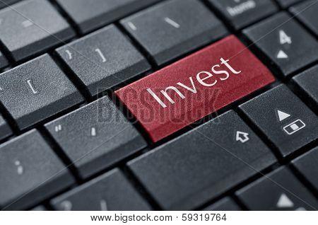 Invest Concept.