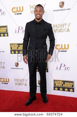 LOS ANGELES - JAN 16:  Marlon Wayans arrives to the Critics' Choice Movie Awards 2014  on January 16, 2014 in Santa Monica, CA
