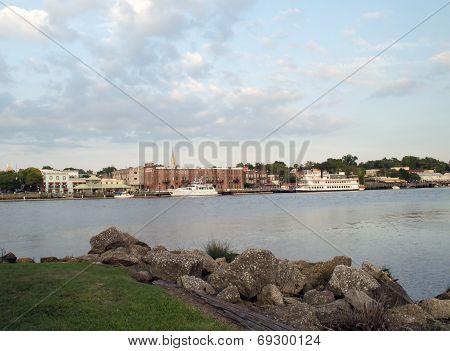 Historic Wilmington,North Carolina