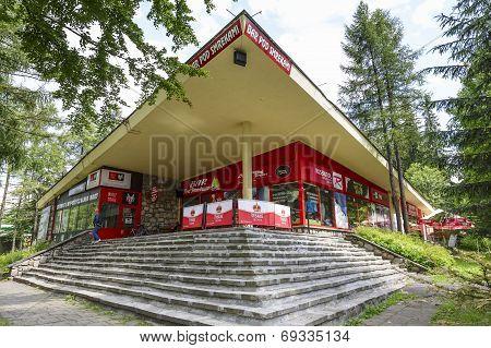 Bar Pod Smrekami In Zakopane, Poland
