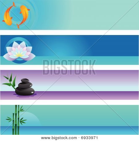 Zen Background Templates