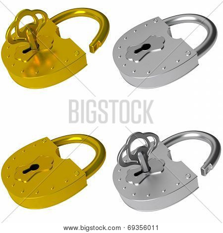 The Lock And Key