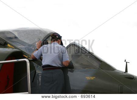 Cockpit Inspection