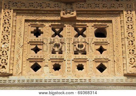 Stone Window Notches