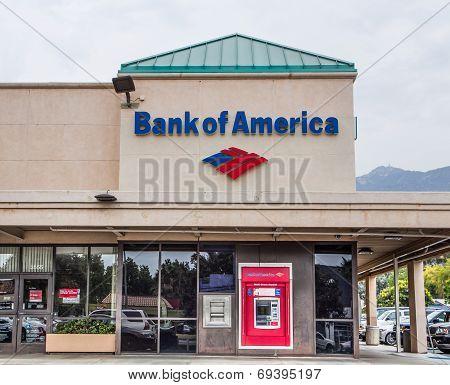 Bank Of America Exterior
