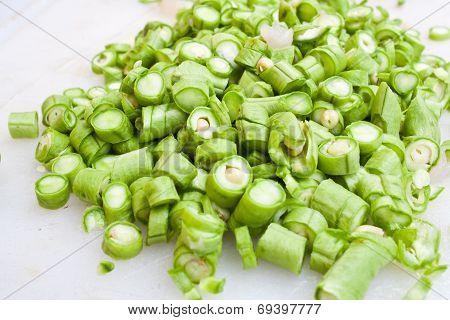 Sliced Green Bean
