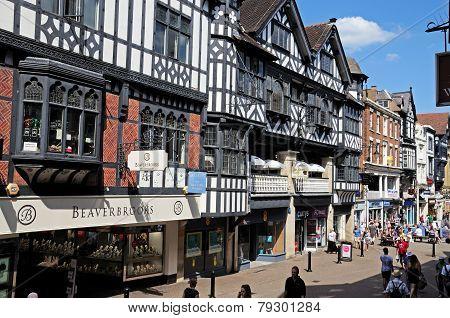 Eastgate Street, Chester.