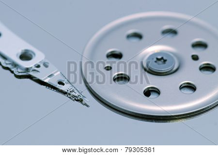 Disassembled Hdd