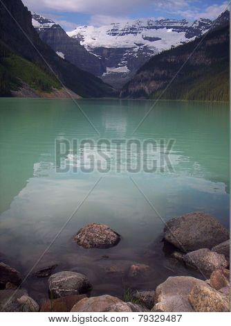 Reflections of Lake Louise