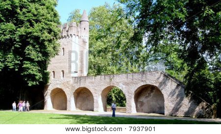 Heidentuermchen- Speyer, Germany