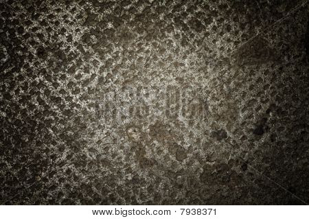fine image of textured concrete floor background poster