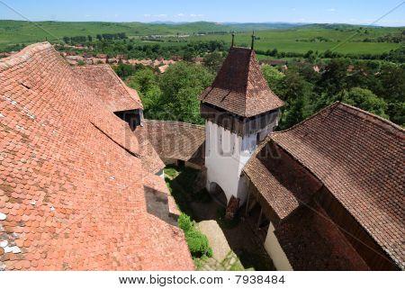 Viscri Fortified Church, Transylvania, Romania