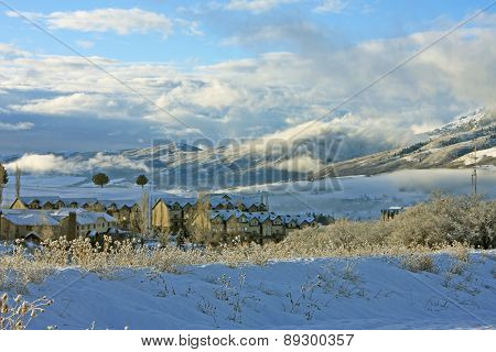 Wasatch Front, Utah