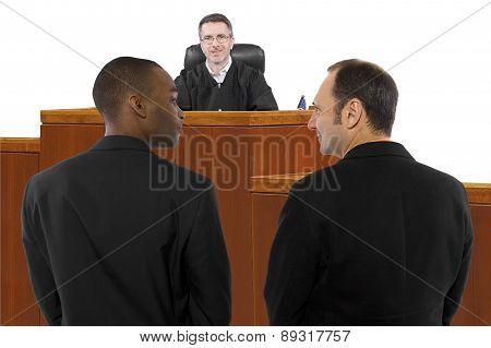 Pro Same-Sex Marriage Judge