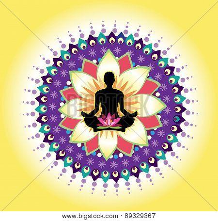 Yoga Icon
