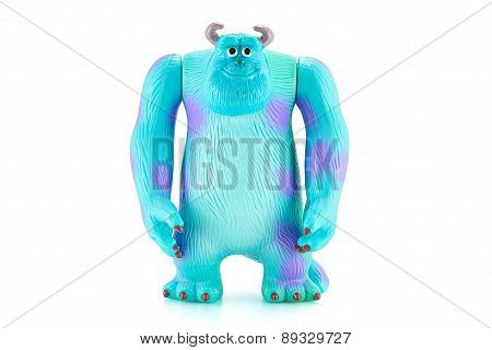 James P. Sullivan Sulley Figure Toy Character From Monsters Inc