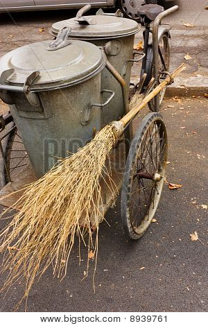 Old Pedal Cart..