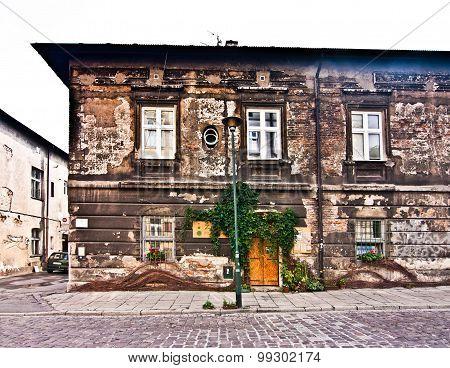 Building In Kazimierz