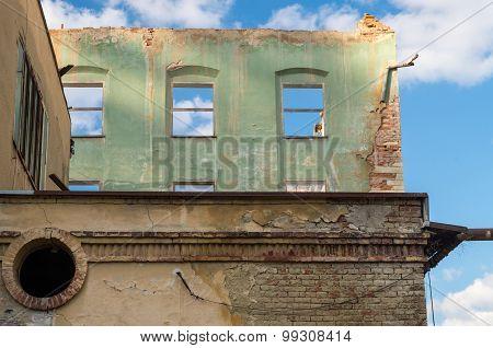 Ruin factory